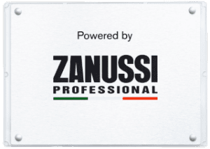 powered by Zanussi Professional