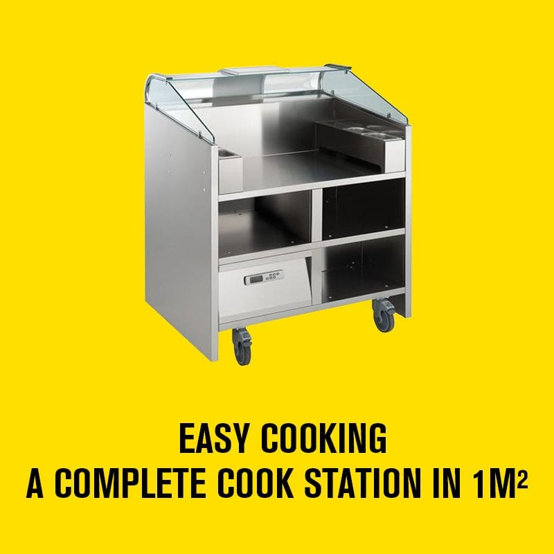 easy cooking Zanussi Professional