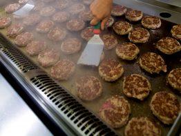 fry top900 Hamburger