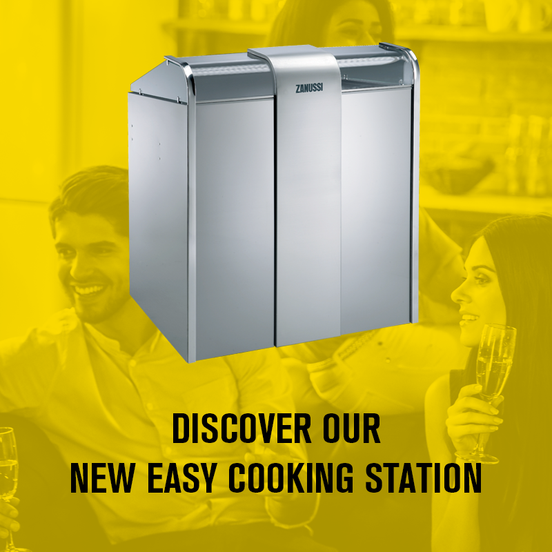Easy cooking station - Zanussi Professional