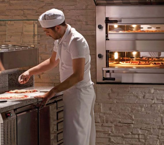 Pizza Zanussi Professional
