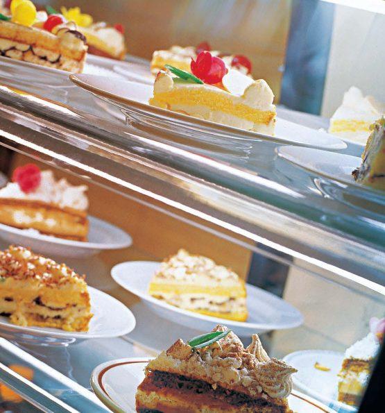 Distribution Zanussi Prodessional Sweets